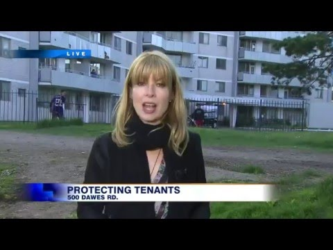 CITY TV -  City staff report calls to license and regulate Toronto landlords.
