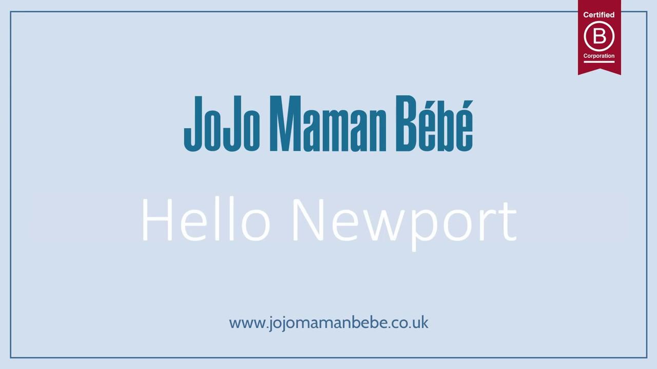 3c6dcf0d05e5 JoJo Maman Bébé | Newport Warehouse - YouTube