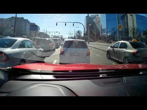Молдова, Кишинев 15.03.2020: карантин накрывает город