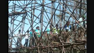 The Largest Bird Nest Scout Pioneering Structure in Malaysia 2012