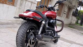Harley Davidson Street 750 | Modified Street 750 |  Full Specification | Bike Mania India