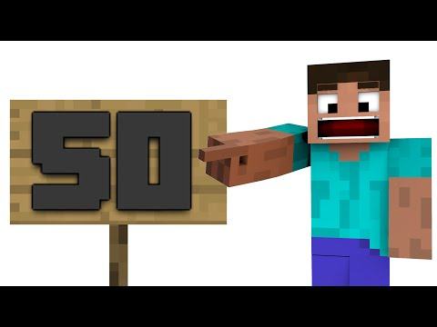 50 Cosas Que No Sabías Del Minecraft