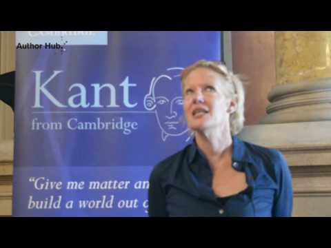 An interview with Jennifer Uleman at the Kant Congress 2015