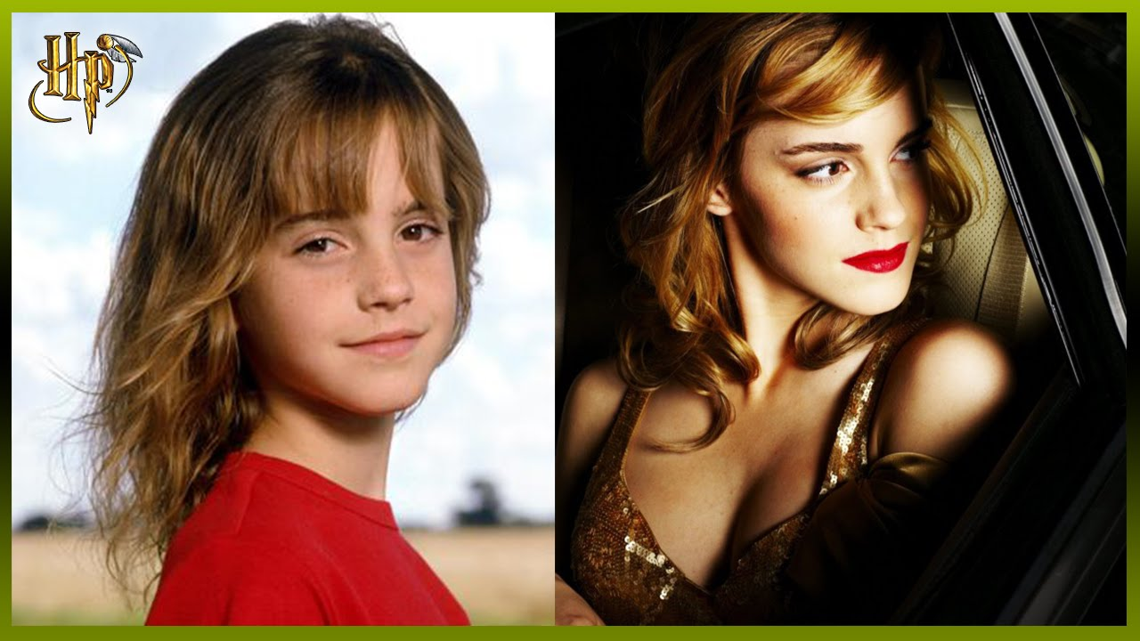 Avant Apres Harry Potter harry potter les acteurs avant et après ! (actors before and after