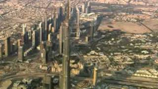 Burj Dubai - Aerial Views Courtesy of Atlas Television