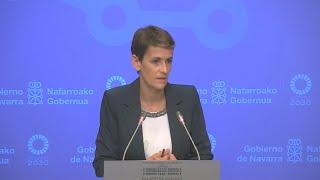 Navarra anuncia nuevas medidas restrictivas para contener al Covid-19