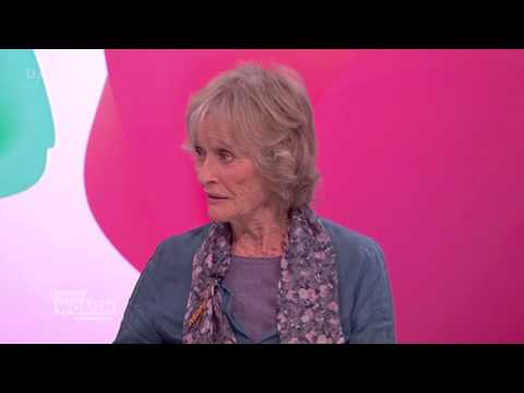 Virginia McKenna Talks Her Love Of Animals  Loose Women