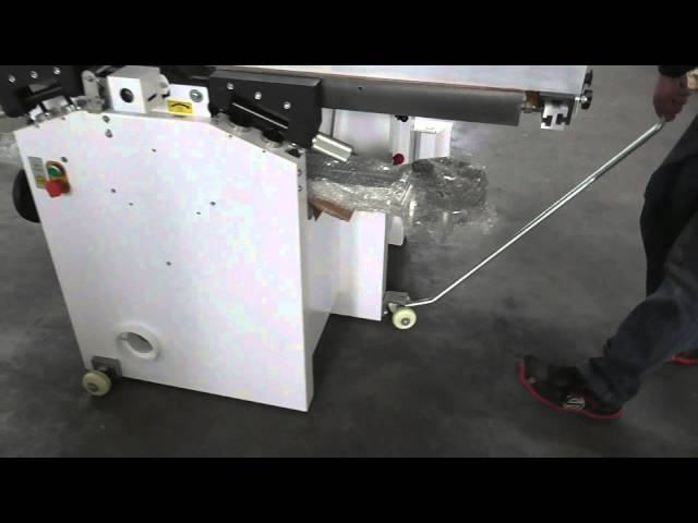 Sistema spostamento con timone MA.CO.2L C300
