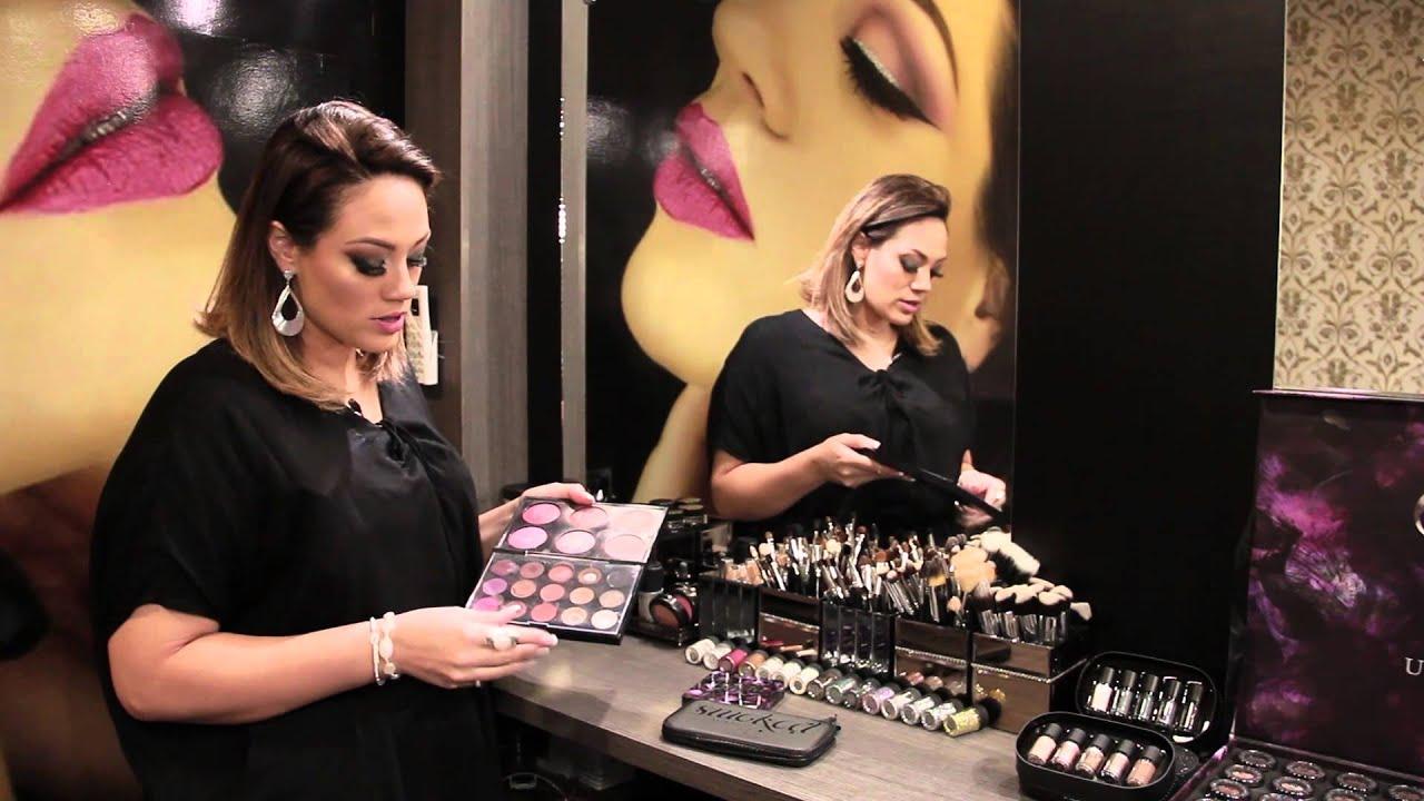 Bancada de maquiagem Studio Make de Luxo   #98334D 1920x1080