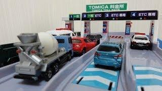 トミカ すいすいETCドライブ Tomica thumbnail