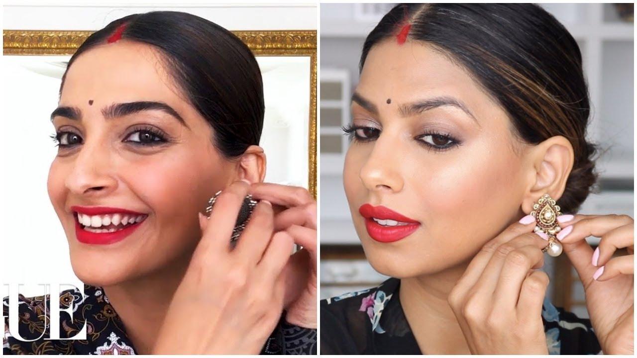 Download I Followed SONAM KAPOOR's Makeup Tutorial... SHOCKED!