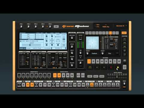 Groove Machine Series | Using Presets