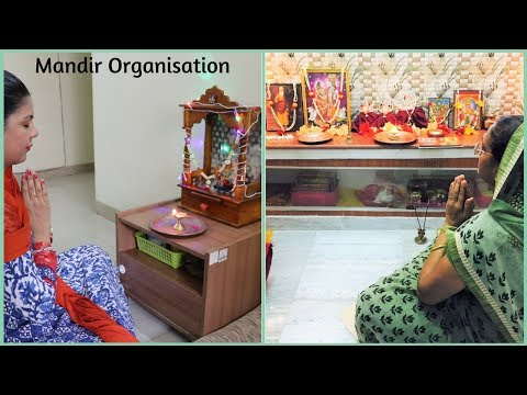Home Mandir Organization in Hindi - With English Subtitles