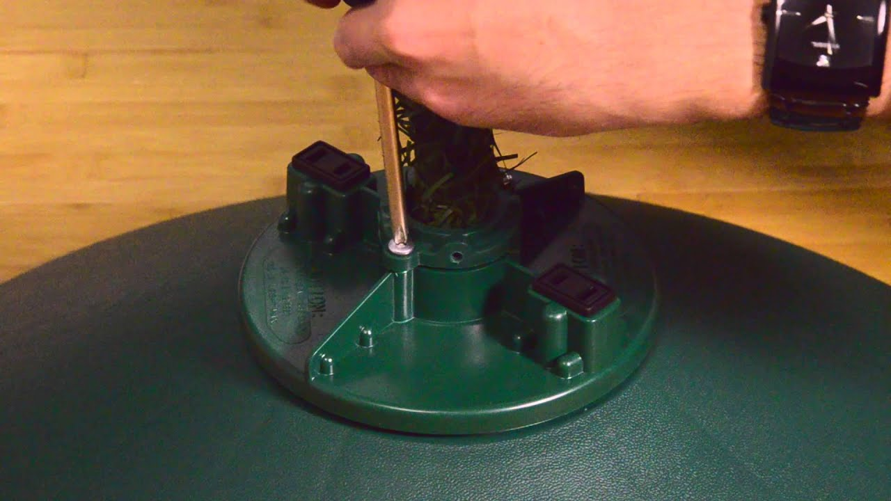 Homelogic Rotating Tree Stand You