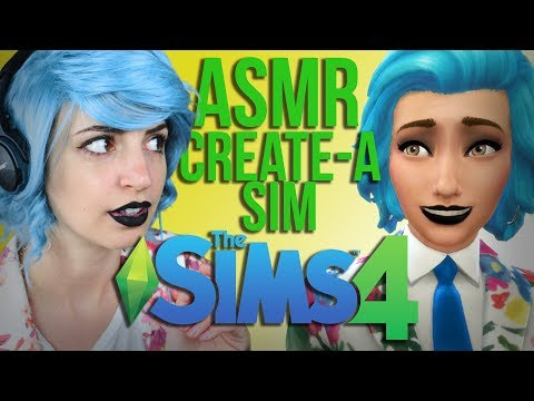 Creating Daisy The Sim (Sims 4 Gameplay) [ASMR]