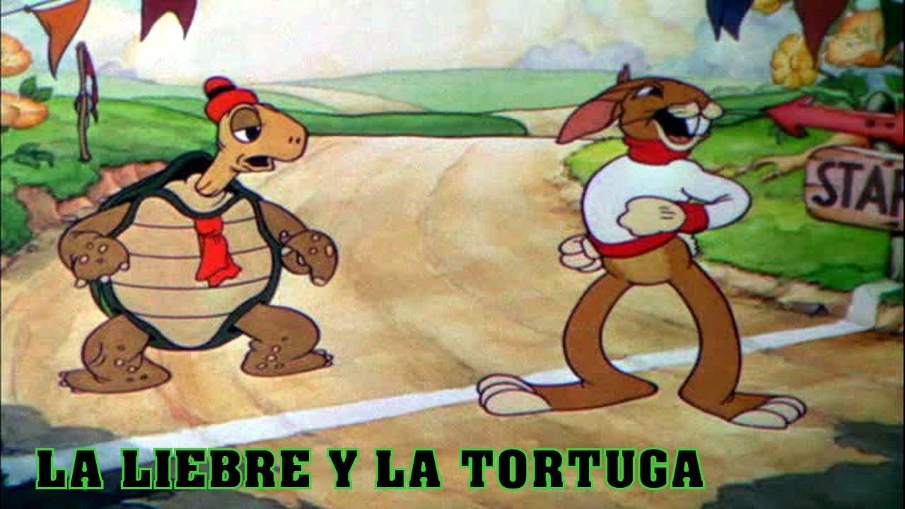 Tortuga Cuento Y La La Liebre
