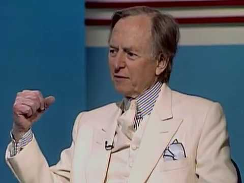 Firing Line with William F. Buckley Jr.: Tom Wolfe and His Critics