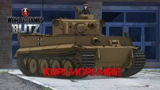 Kuro Mori Mine - World of Tanks Blitz