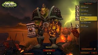WoW: Legion (Alpha) - Level 110 Enhancement Shaman 2v2 Arena - Legion Shaman PvP