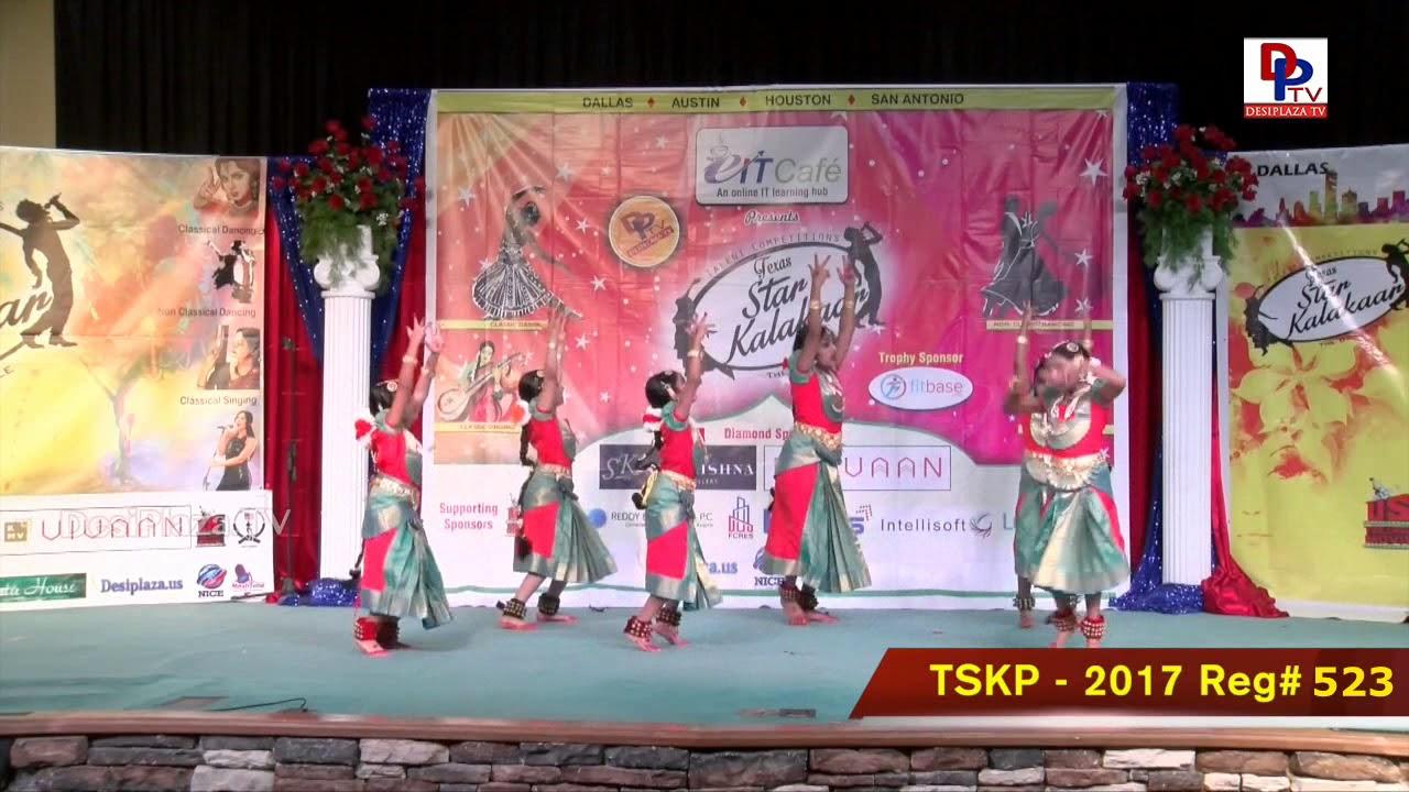 Finals Performance - Reg# TSK2017P523 - Texas Star Kalakaar 2017