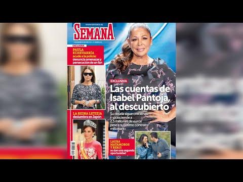 La deuda de Isabel Pantoja con Hacienda alcanza ya los 2,5 millones de euros