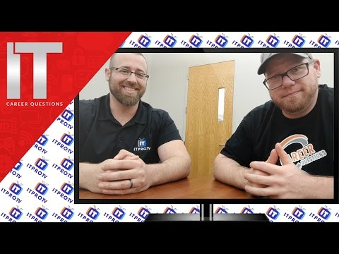 I.T. Interview with Daniel from ITPro.TV - Getting into I.T. and More Nerd Talk