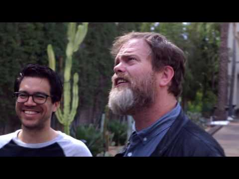 The Beginnings Of Dwight Schrute: The Bassoon King (Book-Of-The-Day) With Rainn Wilson