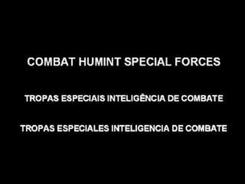 HUMINT Special Forces