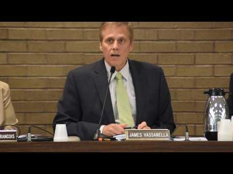 James Vassanella, Council Ward 5