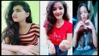 Singing Acting By Cute Girl ||  Funny Dialogues Musical.ly Dubsmash |Desi Bloopers|