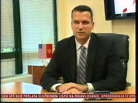 Interview with Edin Seferović, Executive Director of AmCham Montenegro