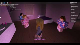 A SCARY STORY IN ROBLOX Kinda funny i guess