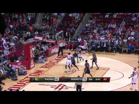 Indiana Pacers vs Houston Rockets | January 19, 2015 | NBA 2014-15 Season