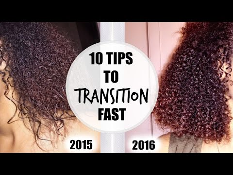Top 10 Tips for Transitioning to Natural Hair