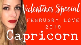 ♥️Capricorn Love February 2019- They Pay to Play
