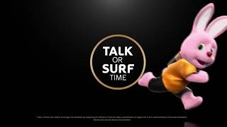 Duracell POWERBANK Up to 72 Hours extra talk or surf time ! thumbnail
