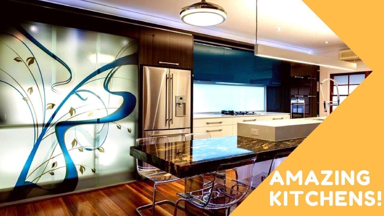 Amazing Kitchen Ideas   Awesome Modern Kitchen Design Ideas   Latest  Modular kitchen designs 2017
