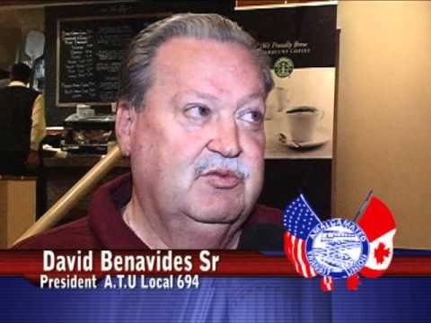 ATU Boot Camp Interview: David Benavides Sr.