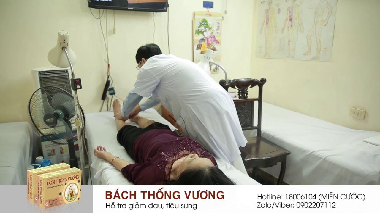 Giảm đau khớp gối bằng phương pháp châm cứu – Chuyên gia Trần Quang Đạt thực hiện