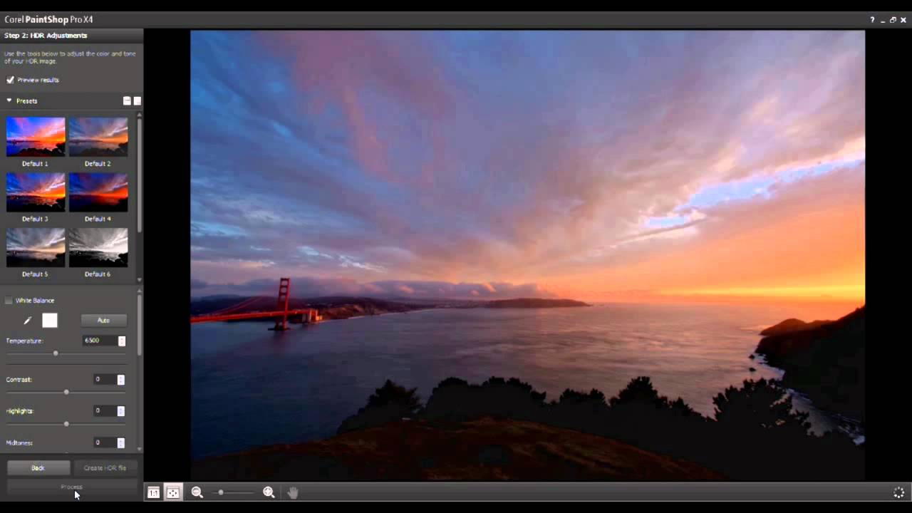 Paint Shop Pro How To Merge  Images