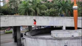 台灣跑酷 雲豹 小名特輯 2012 - 2013 Taiwan Yun Bao Parkour/Freerunning