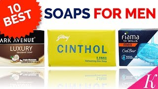10 Best Soaps for Men in India with Price | 2017
