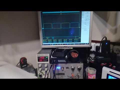 Задающий генератор инвертора на SG3525