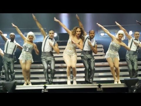 Jennifer Lopez - Get Right live in Santiago, Chile