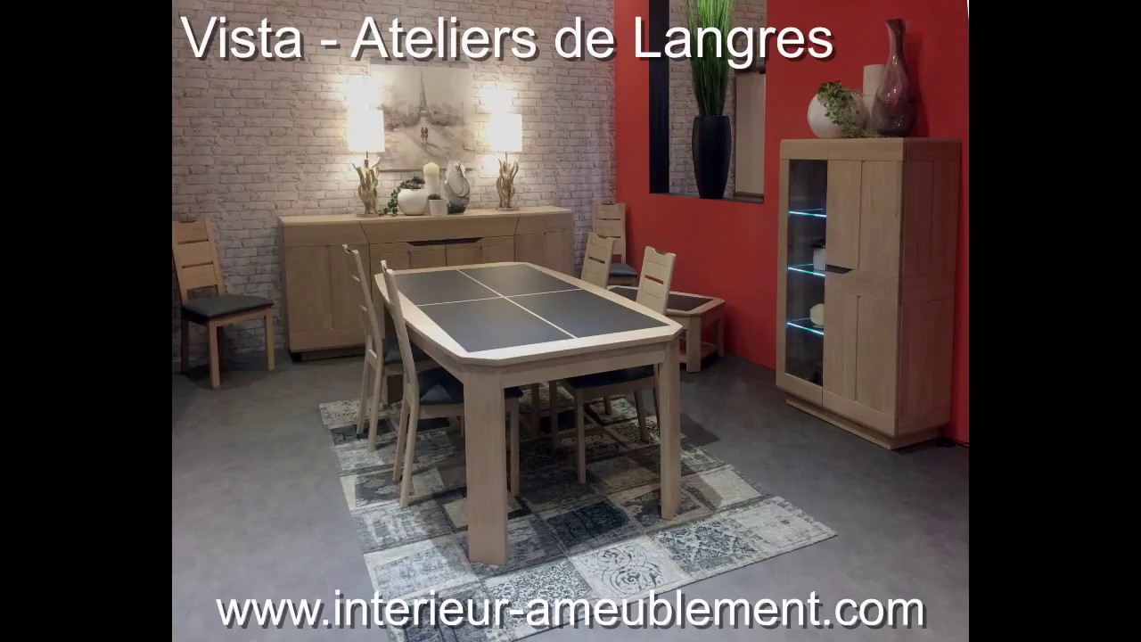 Vista Ateliers de Langres - YouTube