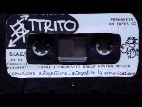 Attrito (Roma Punk '80s) - Demo 1990 FULL ALBUM