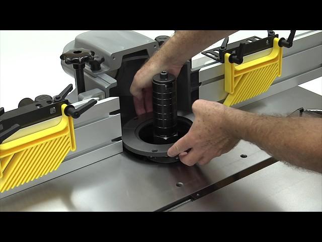 Compact Shaper 4 Speed 3HP 1Ph | Laguna Tools