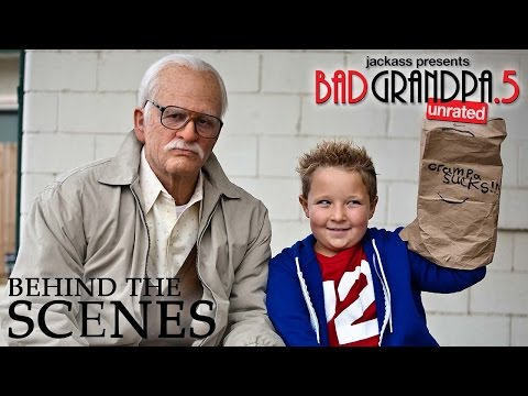 JACKASS PRESENTS: BAD GRANDPA.5 | Billy's First Prank | Official Behind the Scenes (HD)