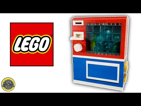 LEGO Sets Vending Machine