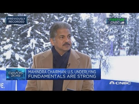India could benefit from US-China trade tensions: Mahindra Group | World Economic Forum